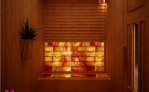 Phòng xông đá muối tại Risemount Resort Đà Nẵng