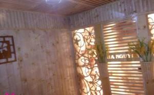 Phòng xông đá muối tại Hà Giang