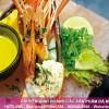 Cách chế biến món tôm càng nướng đá muối Himalaya thơm ngon, bổ dưỡng