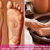 Tại sao nên ngâm chân với nước ấm và muối hồng Himalaya thường xuyên?
