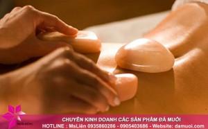 Thư giãn – massage đá muối nóng ngay tại nhà, bạn có tin không?