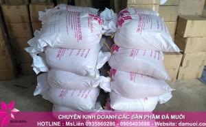 Sản phẩm đá muối Himalaya của công ty Muối Hồng được phân phối đến nhiều tỉnh thành