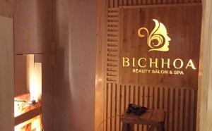 Cập nhật tình hình triển khai thi công dự án Bích Hòa Spa tại Cẩm Phả