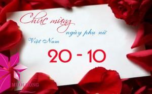 """Nên tặng gì cho """"phái đẹp"""" nhân Ngày Phụ Nữ Việt Nam 20/10?"""