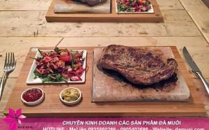 Cung cấp đá nướng chính hãng cho các quán ăn và nhà hàng tại Việt Nam