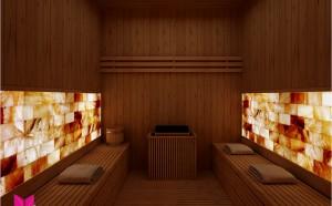 Thi công trọn gói phòng xông hơi sauna chỉ khoảng 40 – 45 triệu