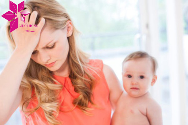 Đèn đá muối có tác dụng gì đối với phụ nữ sau sinh2
