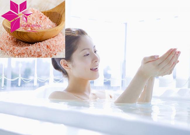 """muối hồng himalaya – """"mỹ phẩm"""" chăm sóc da của chị em 2"""