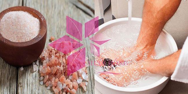 Tác dụng ít ai ngờ đến của phương pháp ngâm chân đá muối3