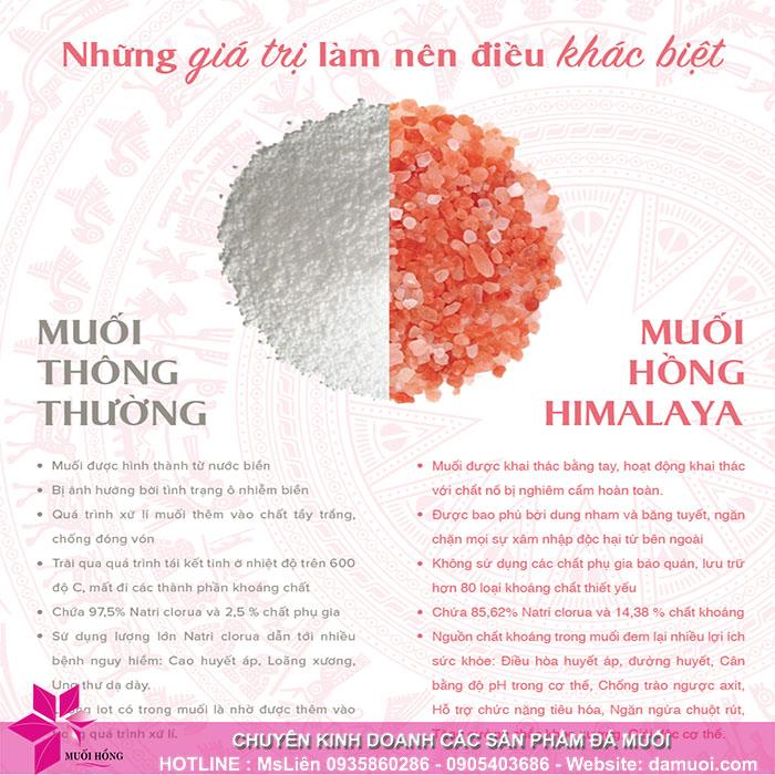 muối hồng himalaya và những điều bạn chưa biết 1