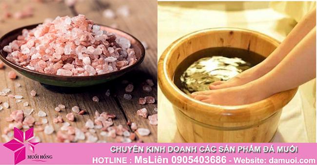 4 lợi ích bất ngờ từ phương pháp ngâm chân nước muối Himalaya_2