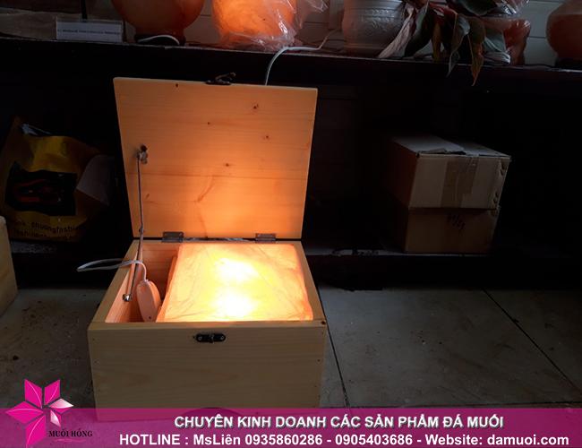 Ở Đà Nẵng: Nên mua hộp xông chân đá muối ở đâu 1