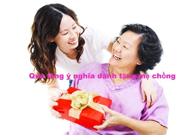 Gợi ý quà tặng ý nghĩa nhân ngày Quốc Tế Phụ Nữ 8_3 dành cho mẹ chồng_1
