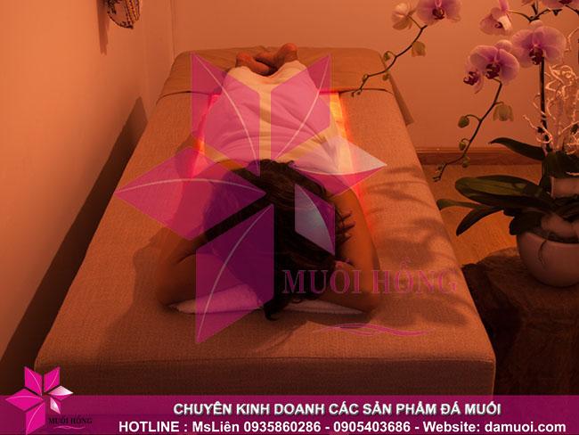 Những lý do spa của bạn nên trang bị những chiếc giường đá muối nóng 3