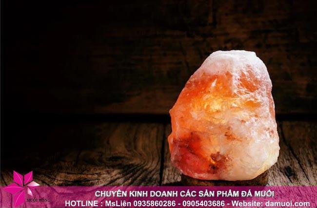 giảm giá shock với sản phẩm đèn đá muối 3