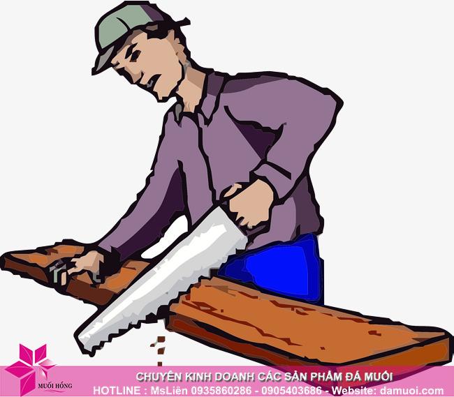 muối hồng group cần tuyển gấp 3 thợ mộc