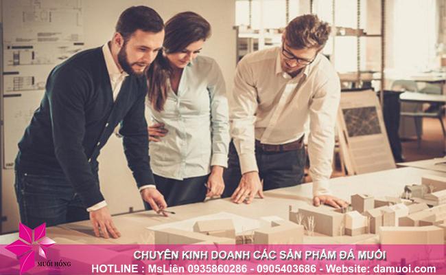 muối hồng group cần tuyển 2 kiến trúc sư kiêm giám sát 3