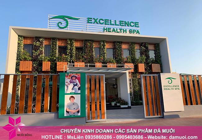 phòng xông đá muối thảo dược có mặt tại excellence health spa hạ long 1