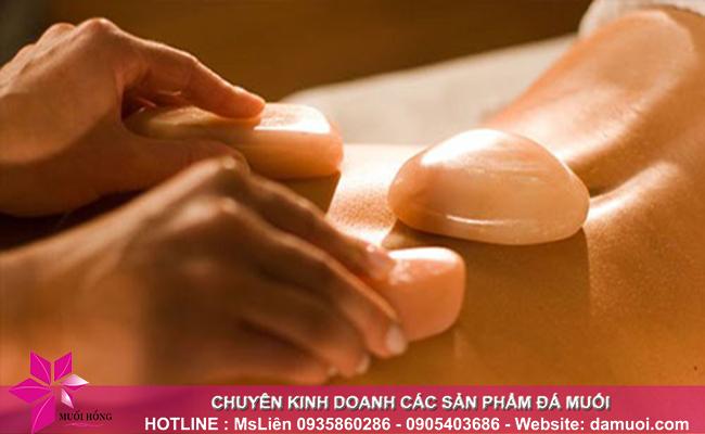 thư giãn – massage đá muối nóng ngay tại nhà, bạn có tin không 3
