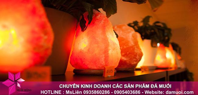 Đèn đá muối himalaya – món quà vừa độc đáo vừa mang nhiều ý nghĩa 2
